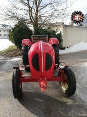 Porsche Traktor E329
