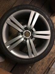 Nür ein Felge18Zoll mit Reifen