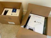 PlayStation 5 PS5-Konsole Festplattenkonsole in