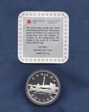 Canada Dollar aus 1984 in