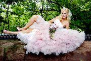 Hochzeitsfotografin professionelle Fotos von ihrem