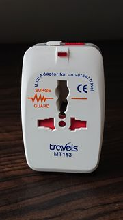 Reise-Adapter - USA etc UK Europa
