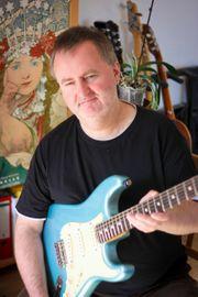 Unterricht für Gitarre E-Gitarre E-Bass