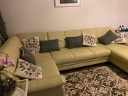 Verkaufe meine Couch Esstisch-Stühle