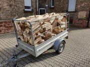 Brennholz Kaminholz Fichte 2qm