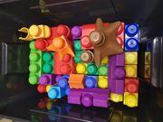 1 Kiste Mega Blox Bausteine