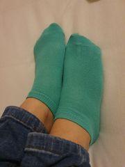 Gebrauchte Socken