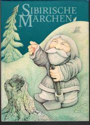 Kinderbuch Sibirische Märchen - Russische Michaela
