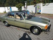 Mercedes 230E Oldtimer