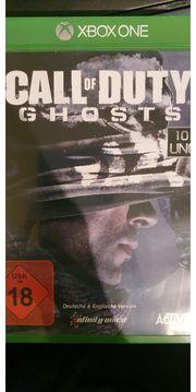 Call of Duty Ghosts für