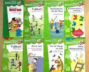 Grundschule Lük Übungskästchen viele Hefte