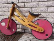 Kinderlaufrad Holz first bike