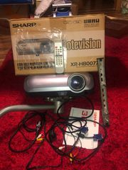 Sharp XR-HB007X NoteVision DLP Projektor