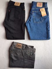 3 Herren Marken Jeans in