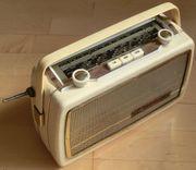 SIMONETTA Transistorkoffer Radio Quelle Baujahr