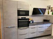 neue Einbauküche - Farbe anthrazit grau
