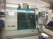Saeilo TV 1000 Bearbeitungszentrum CNC-Fräsmaschine