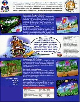 PC-Spiele - PC Lernspiele Emil und Pauline
