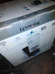 Lexmark Multidrucker Genesis S800 Serie