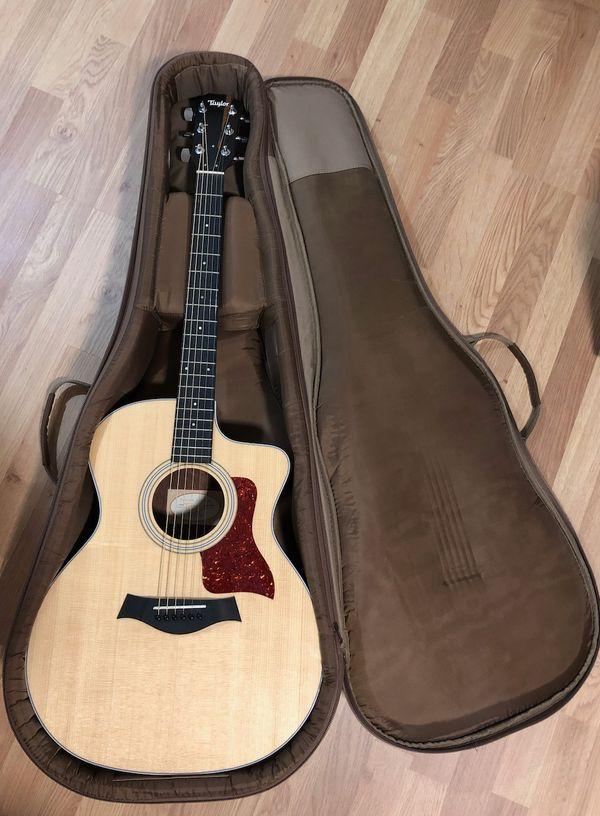 Taylor 214ce Koa 2017 Akustikgitarre
