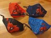 Gesichtsmaske Mundschutz mit Spiderman