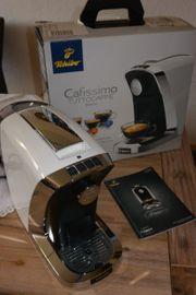 Kapsel Kaffeemaschine von Tschibo