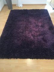 Hochwertiges Wissenbach Hochflor Teppich-Set