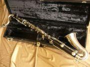 Le Blanc Bass-Klarinette Professionelle Vintage