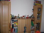 Wohnzimmer Schrank Vitrine Sideboard Anbauwand