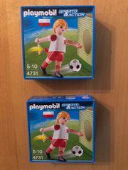 4731 Playmobil Fußballer Polen OVP