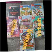 4 tolle Nintendo switch spiele