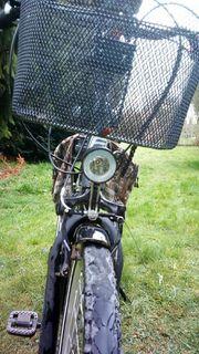 Fischer Elektrofarrad E-Bike ECU 180