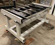 Tisch Unterbau f z B