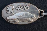 Alter PEUGEOT 406 Schlüsselanhänger