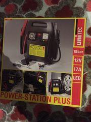 Ladegerät Batterie- Power Station