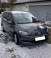 Volkswagen Touran - Comfortline - 7 Sitzer
