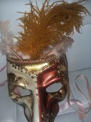 Venezianische Herren Maske Dotore in