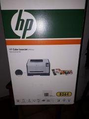 HP Color Laserjet CP 1514n