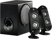 Logitech X-230 PC Lautsprechersystem 2