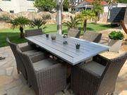 Gartenmöbel Set Tisch und Stühle