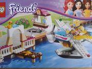 Wasserflugzeug mit Flugschule - Lego Friends