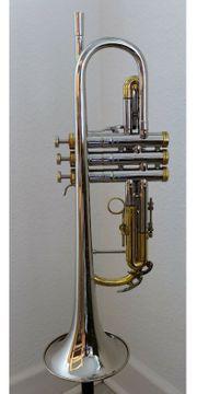 Vintage Trompete C G Conn