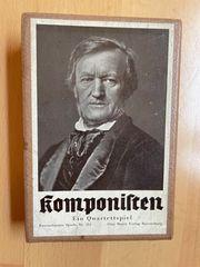 Quartettspiel Komponisten von Ravensburger