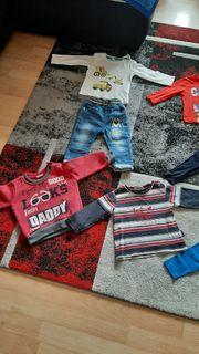 Große Paket Baby Kleidung 74