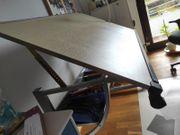Schreibtisch Büro 75 cm höhen-
