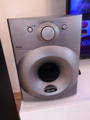 Philips FB 201 Subwoofer Speaker