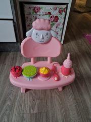 zapf Annabell Interaktive Tisch Stuhl
