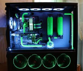 PCs über 2 GHz - High End Gaming PC Caselabs