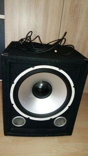 Bass Lautsprecher
