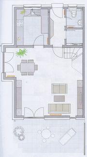 Reiheneckhaus inkl schönem Garten Dachterrasse